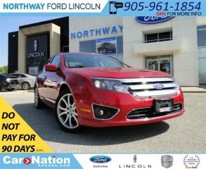 Used 2011 Ford Fusion SEL 3.0L V6 | AWD | SUN ROOF | HTD LEATHER | for sale in Brantford, ON