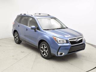 Used 2015 Subaru Forester 2.0XT Touring for sale in Red Deer, AB