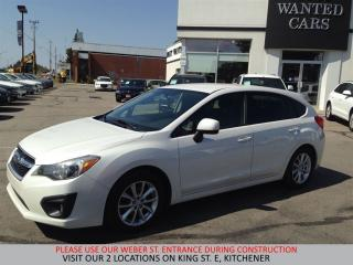 Used 2013 Subaru Impreza 2.0i w/Touring Pkg | NO ACCIDENTS | BLUETOOTH for sale in Kitchener, ON