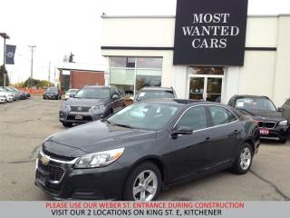 Used 2015 Chevrolet Malibu LS | BLUETOOTH | ALLOYS |NO ACCIDENTS | for sale in Kitchener, ON