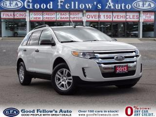 Used 2013 Ford Edge SE MODEL, FWD, 6CYL, 3.5 L for sale in North York, ON