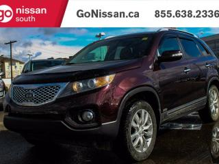 Used 2011 Kia Sorento HEATED SEATS, AWD, BLUETOOTH for sale in Edmonton, AB