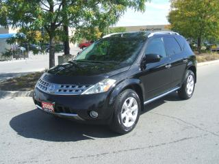 Used 2006 Nissan Murano SE AWD for sale in York, ON