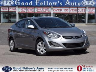 Used 2015 Hyundai Elantra Special Price Offer! (L Model) for sale in North York, ON