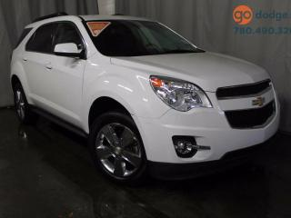 Used 2013 Chevrolet Equinox AWD / Sunroof / Rear Back Up Camera / Heated Front Seats for sale in Edmonton, AB