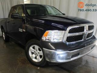 Used 2014 Dodge Ram 1500 ST 4X4 Quad Cab for sale in Edmonton, AB