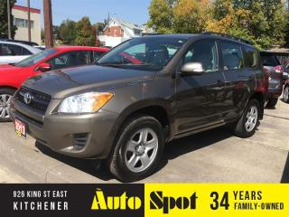 Used 2012 Toyota RAV4 AWD/LOW, LOW KMS/PRICED FOR A QUICK SALE! for sale in Kitchener, ON