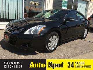 Used 2011 Nissan Altima 2.5 SL/LEATHER/NAVI/LOADED! for sale in Kitchener, ON