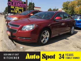 Used 2011 Chevrolet Malibu LT Platinum Edition/LOW, LOW KMS/BEAUTIFUL CAR! for sale in Kitchener, ON