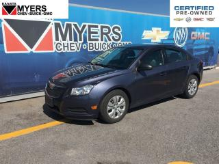Used 2014 Chevrolet Cruze AIR CONDITIONING, AUTO TRANSMISSION, POWER PKG for sale in Ottawa, ON