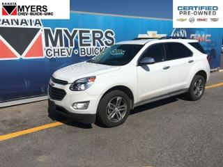 Used 2016 Chevrolet Equinox RARE LTZ MODEL, HEATED LEATHER, POWER LIFTGATE for sale in Ottawa, ON