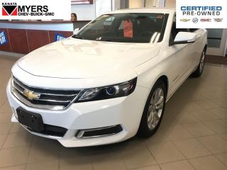 Used 2017 Chevrolet Impala CONVENIENCE PKG, REMOTE START, PREMIUM INTERIOR for sale in Ottawa, ON