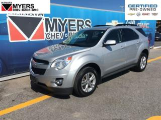 Used 2013 Chevrolet Equinox HEATED SEATS, PIONEER PREMIUM SOUND, REMOTE START for sale in Ottawa, ON