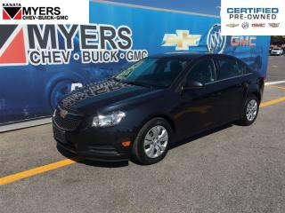 Used 2014 Chevrolet Cruze LOADED LT, TECH & CONNECTIVITY PKG, REMOTE START for sale in Ottawa, ON