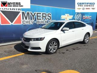 Used 2016 Chevrolet Impala CONVENIENCE PKG, REMOTE START, PREMIUM INTERIOR for sale in Ottawa, ON