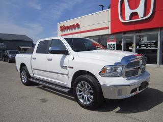 Used 2014 RAM 1500 Longhorn LIMITED for sale in Simcoe, ON