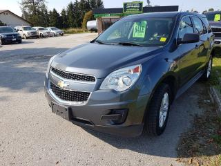 Used 2011 Chevrolet Equinox LS for sale in Dundalk, ON