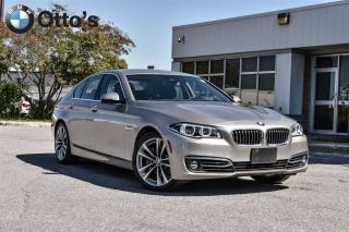Used 2016 BMW 535xi for sale in Ottawa, ON