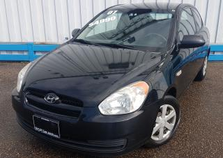 Used 2007 Hyundai Accent Hatchback *AUTOMATIC* for sale in Kitchener, ON