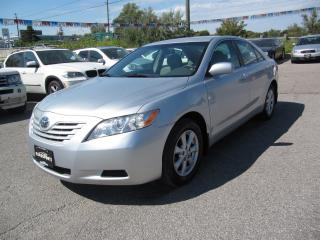 Used 2007 Toyota Camry LE AUTO AIR ALLOYS for sale in Newmarket, ON