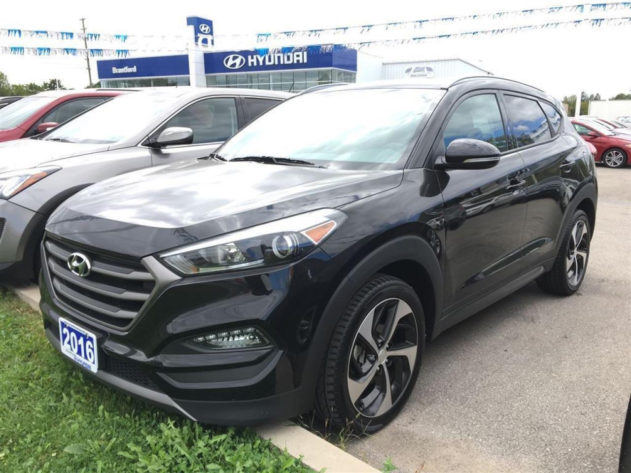 2016 Hyundai Tucson Premium | AWD | Turbo