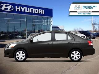 Used 2008 Toyota Yaris BASE for sale in Brantford, ON