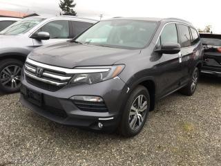 New 2017 Honda Pilot EX for sale in Richmond, BC