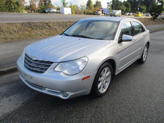 used 2007 chrysler sebring limited for sale in surrey. Black Bedroom Furniture Sets. Home Design Ideas