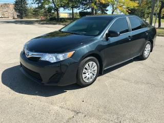 Used 2013 Toyota Camry LE for sale in Mississauga, ON