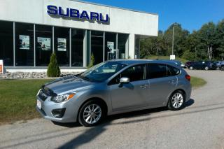 Used 2013 Subaru Impreza 2.0i w/Touring Pkg for sale in Minden, ON