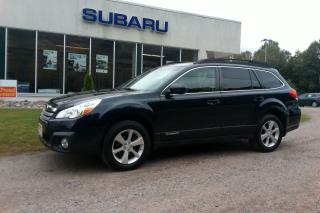 Used 2013 Subaru Outback LIMITED 2.5 for sale in Minden, ON