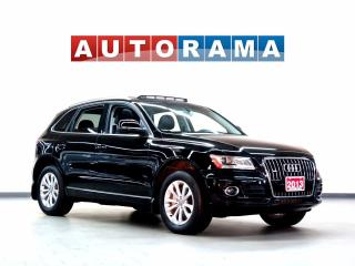 Used 2013 Audi Q5 NAVIGATION BACKUP CAM LEATHER PAN SUNROOF 4WD for sale in North York, ON