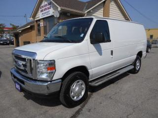 Used 2013 Ford E-250 CARGO 4.6L V8 Chrome Appearance Loaded 151,000KMs for sale in Etobicoke, ON