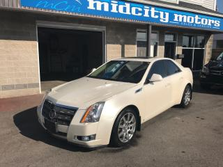Used 2009 Cadillac CTS w/1SA for sale in Niagara Falls, ON
