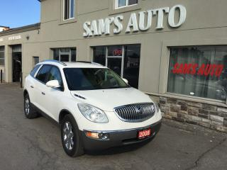 Used 2008 Buick Enclave CXL for sale in Hamilton, ON