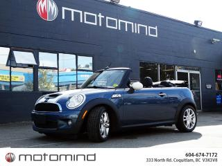 Used 2009 MINI Cooper Convertible S for sale in Coquitlam, BC
