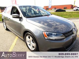Used 2011 Volkswagen Jetta COMFORTLINE - 2.5L - 5 SPEED for sale in Woodbridge, ON