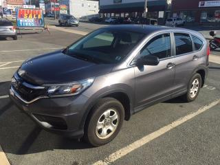 Used 2015 Honda CR-V LX for sale in Halifax, NS