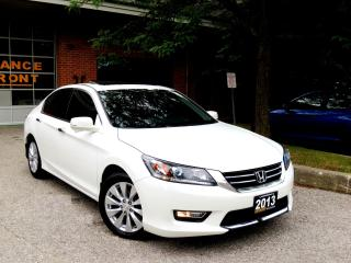 Used 2013 Honda Accord EX-L for sale in Concord, ON