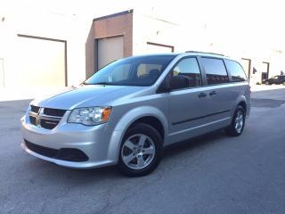 Used 2012 Dodge Grand Caravan SE - REAR STOW N'GO  REAR AIR - ALLOYS for sale in Aurora, ON