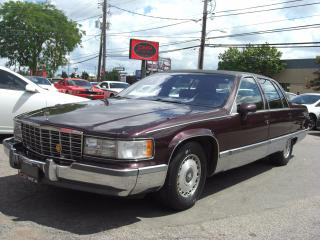Used 1994 Cadillac Fleetwood for sale in London, ON