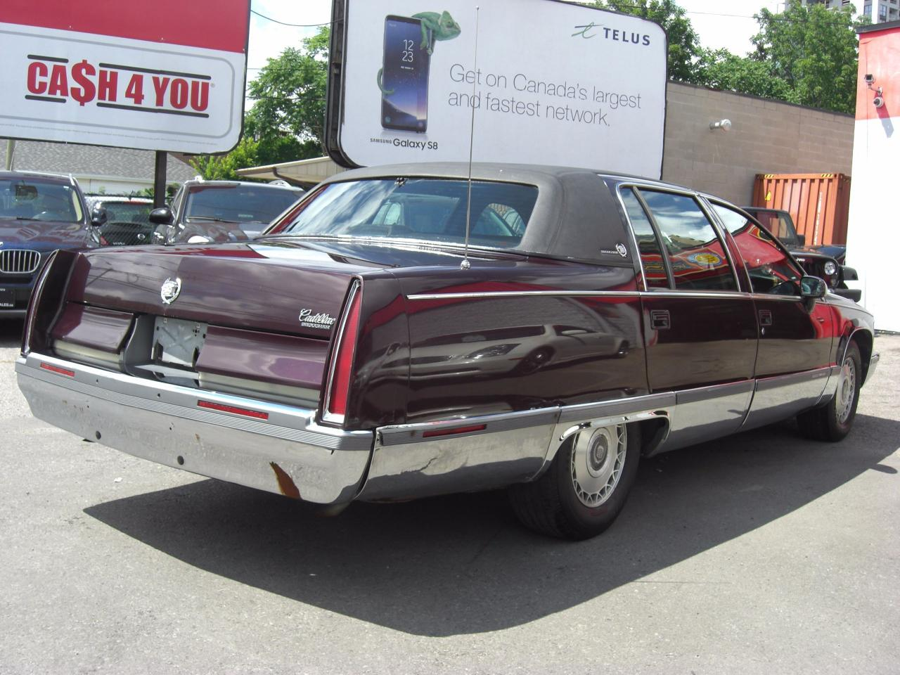 Used 1994 Cadillac Fleetwood For Sale In London Ontario
