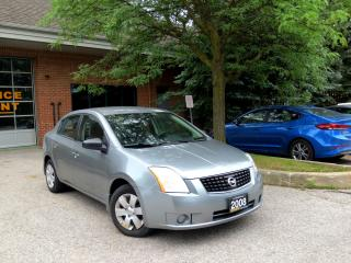 Used 2008 Nissan Sentra 2.0 for sale in Concord, ON