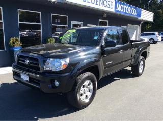 Used 2006 Toyota Tacoma PreRunner for sale in Parksville, BC