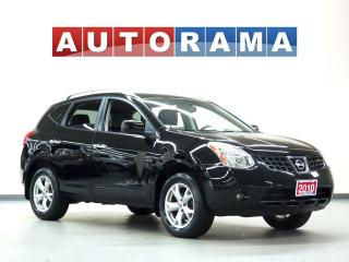 Used 2010 Nissan Rogue SL 4WD BLUETOOTH for sale in North York, ON