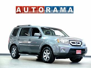 Used 2009 Honda Pilot EX-L LEATHER SUNROOF 4WD 8 PASS for sale in North York, ON