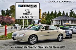 Used 2008 Buick Allure CX, Local, No Accidents, Power Group, Clean! for sale in Surrey, BC