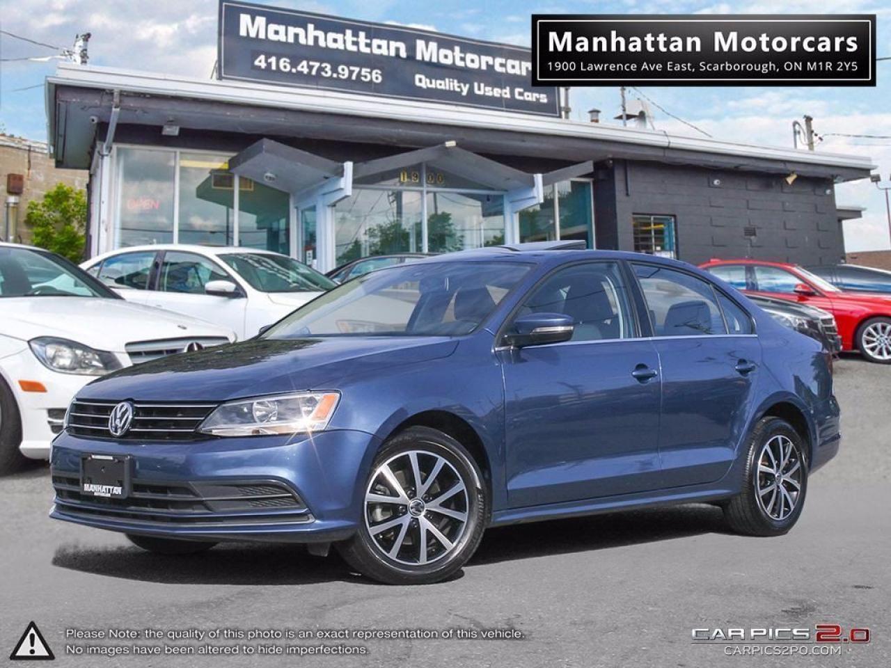 Photo of Blue 2016 Volkswagen Jetta