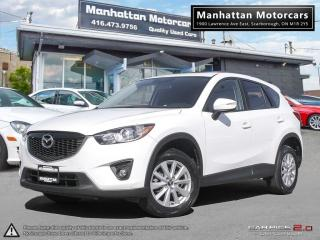 Used 2015 Mazda CX-5 GS SKY |NAV|ROOF|BLINDSPOT|CAMERA|PHONE|WARRANTY for sale in Scarborough, ON