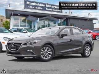 Used 2015 Mazda MAZDA3 GS-SKY AUTO |NAV|CAMERA|1 OWNER|WARRANTY|PHONE for sale in Scarborough, ON